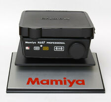Mamiya RZ/ RZ PRO II / RZ PRO IID 120/220 6x6 FILM HOLDER / FILM BACK in POUCH!