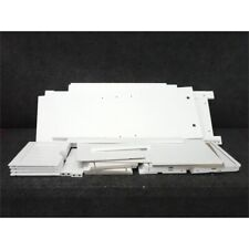 Bonnlo G666-G13000411 Bathroom Storage Cabinet with 4 Drawers & Cupboard White *