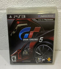 Sony Playstation 3 Grand Turismo 5 - PS3 Video Game Complete w/Manual