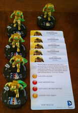 Gordanian x5 #005a Teen Titans common Heroclix with cards generics; pack hunters
