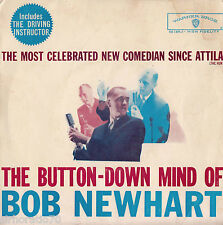 BOB NEWHART The Button-Down Mind Of 1960s Mono EP