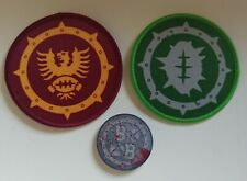 Blood bowl patches and Coin promo