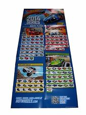 Hot Wheels 2014 Series Poster #2 of 4