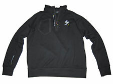 RLX Ralph Lauren Polo Black Stretch Shell Tech Jacket Coat XL