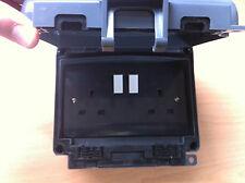 Étanche résistant aux intempéries double twin en dehors Socket 2 Gang 13 Amp ip66 qualité