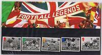 GB Presentation Pack 267 1996 Football Legends