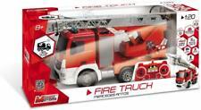 R/C MERCEDES ANTOS FIRE TRUCK RW 1:20