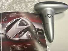 NEW Callaway Razr Fit driver Torque wrench tool manual Razor Adjustment Silver