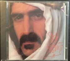Frank Zappa Sheik Yerbouti CD FZ25 RYKO NEW
