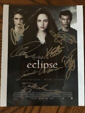 Kristen Stewart Autographed 8 x 10 Photo With COA