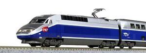 KATO N Scale TGV Réseau Duplex 10-Car Set 10-1529 Model Train