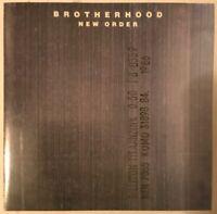NEW ORDER BROTHERHOOD CD QWEST 1986 USA PRESS NEAR MINT