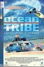 Ocean Tribe  Cavalcando l' Oceano (1999) - VHS Minerva Video