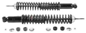 Shock Absorbers Coil Over Extra Load Rear Monroe 58625 for 92-14 Ford Vans