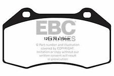 DPX2021 EBC Ultimax FRONT Brake Pads fit Grande Punto Mi.To Grande Punto Abarth
