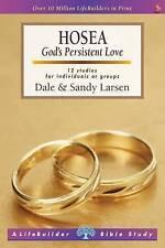 Hosea: God's Persistent Love