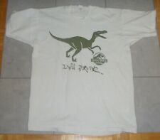 New listing Vintage 1996 Jurassic Park The Lost World I Will Survive T-shirt - Xl - Usa
