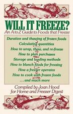 Will It Freeze? (Paperback or Softback)