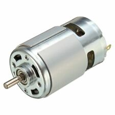 775 DC 12V-36V 3500-9000RPM Motor Large Torque Ball Bearing High Power Low  A7A6