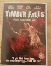 Ref 552 - Timber Falls DVD - Horror Film With Josh Randall & Nick Searcy