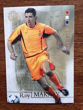 2004 Futera World Football Soccer Card- Holland ROY MAKAAY Mint