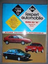 Mazda 323 1990 Essence Diesel : revue technique EA 284