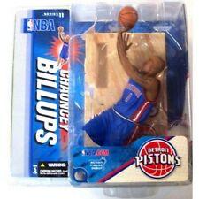 Chauncey Billups Detroit Pistons NBA McFarlane Action Figure Debut NIB