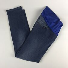 WOMEN'S Oh Baby by Motherhood Maternity Full Panel Jeans - size SMALL  AK