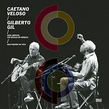 GILBERTO GIL/CAETANO VELOSO - DOIS AMIGOS: UM S'CULO DE M£SICA [TWO FRIENDS, ONE