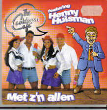 The Cooldown Cafe feat Henny Huisman-Met Zn Allen cd single