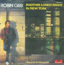"7"" Robin Gibb/Another Lonely Night In New York (Bee Gees) D"