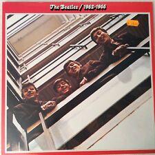 Beatles, Rotes Album, 1962-1966 Vinyl, DLP, Apple Records, Gatefold, NM/NM