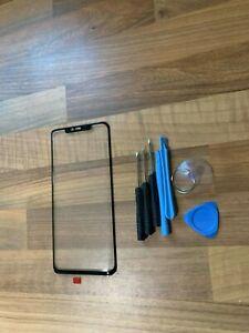 Huawei Mate 20 Pro Replacement Screen Genuine Glass Repair Kit BLACK