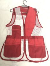 Left Handed & Right Handed Skeet Shooting Vest Trap Shooting Vest.