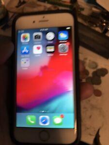 Apple iPhone 6 - 16GB - Silver (Metro) A1549 (GSM)
