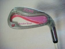 NEW Intech Flora Girls Junior Tour Right-Handed, Age 8-12 Pink 8 Iron Golf Club