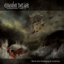 Remember Twilight-Musique de déclin et désolation (CD)