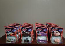 Disney Pixar Cars Supercharged WOC ROR Doc Hudson, Hamm, Lizzie, McQueen, Ramone