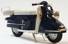 HEINKEL TOURISME 103A Scooter Bleu 1960-1965 1/18 weissmetall z101-4