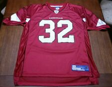 Reebok Arizona Cardinals Edgerrin James Jersey Adult Large 4b855b53e