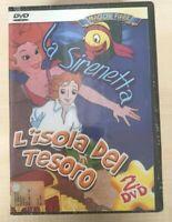 La sirenetta - L'isola del tesoro - 2 DVD, Nuovo sigillato