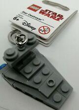 GENUINE LEGO STAR WARS STAR DESTROYER KEYRING KEYCHAIN