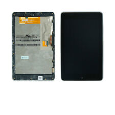 YES For Google Nexus 7 ME370 ME370T (WIFI) 2012 LCD Touch Screen Digitizer Frame