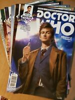 Doctor Who The Tenth Doctor Year Three #'s 1-6 + 4B  Titan Comics  VF+/NM  (E404