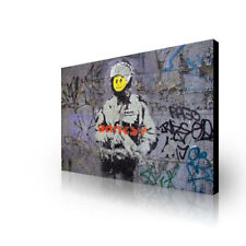Banksy Portrait Art Prints