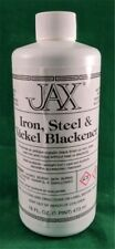 Jax Black Blackener Patina for Iron, Steel & Nickel - 16 oz.