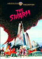 The Swarm [New DVD] Manufactured On Demand, Expanded Version, Mono Sound