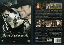 APPALOOSA - DVD (USATO EX RENTAL) - MORTENSEN, HARRIS, ZELLWEGER, IRONS