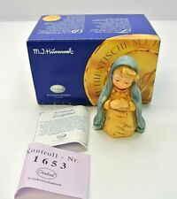"Goebel M.I. Hummel Figurine ""Mary"" Hum #2230/A Tm8 Children'S Nativity"