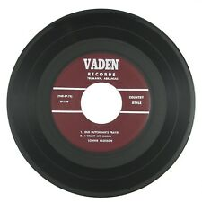 LONNIE GLOSSON & TERRI PATTERSON (JACKIE VADEN) EP-106  1958 COUNTRY VG++